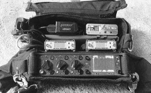 Production Sound Bag